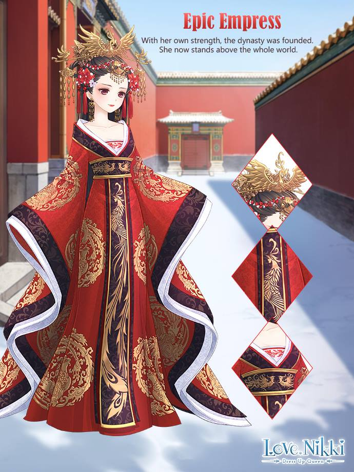Epic Empress Love Nikki Dress Up Queen Wiki Fandom