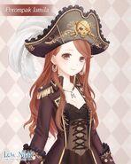 Yanila Pirate close up 1