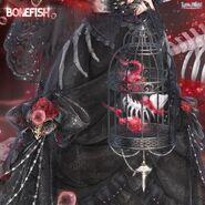 Bonefish close up 3