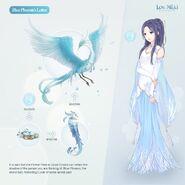 Lunar Dreamweaver - Blue Phoenix's Letter