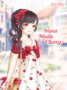 Cherry Youth close up 1