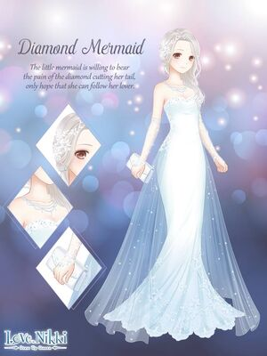 Diamond Mermaid