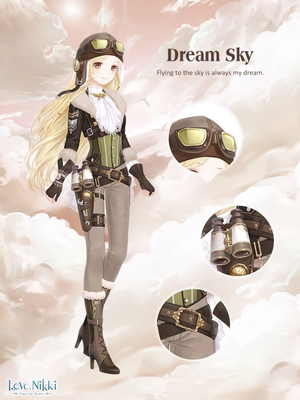 Dream Sky Suit