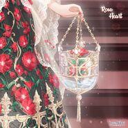 Rose Heart close up 3
