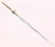 Runed Sword