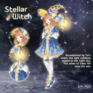 Stellar Witch