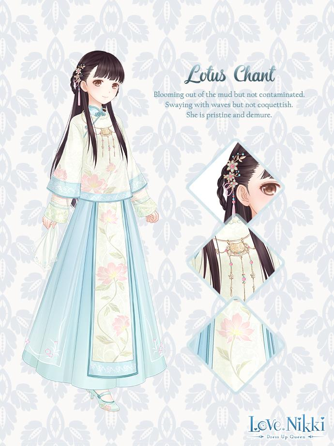 Lotus Chant Love Nikki Dress Up Queen Wiki Fandom Powered By Wikia