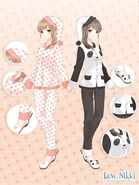 Panda Dreamland Customizations