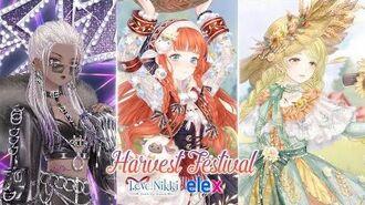 Love Nikki-Dress Up Queen Harvest Festival