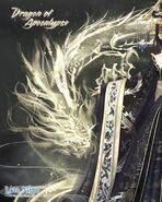 Dragon of Apocalypse Closeup 2