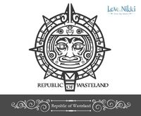 Republic of Wasteland Symbol