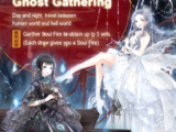Ghost Gathering Event