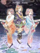 Koinobori Kimono Customizations