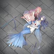 Lunar Nikki cutscene