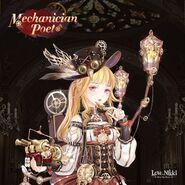 Mechanician Poet close up 1