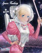Space Fantasy Closeup 1