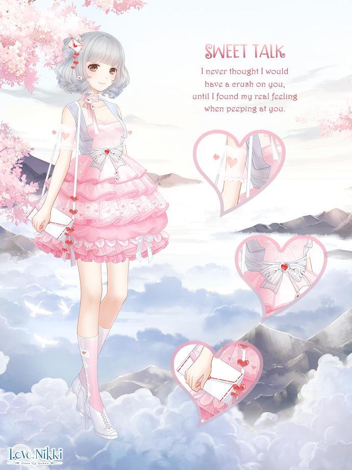 Sweet Heart Love Nikki Dress Up Queen Wiki Fandom