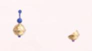 Auspicious Pendant-Blue