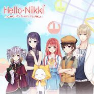 Hello Nikki Group Photo