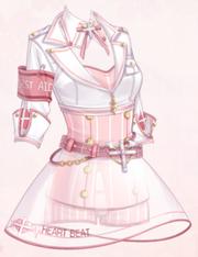 Peach's Uniform