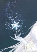 Snow Queen close up 2