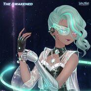 The Awakened close up 1