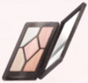 Five-colored Eyeshadow Pan