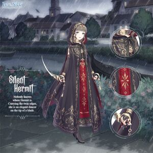 Silent Hermit