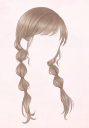 Braids Girl-Brown