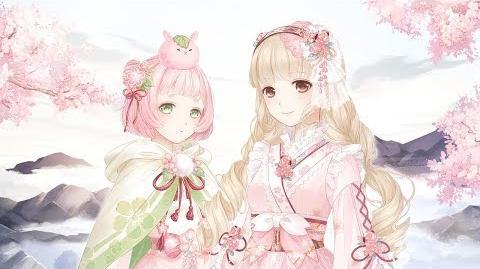 Love Nikki-Dress Up Queen Let's Hanami
