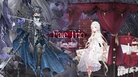 Love Nikki-Dress Up Queen Fate Trio
