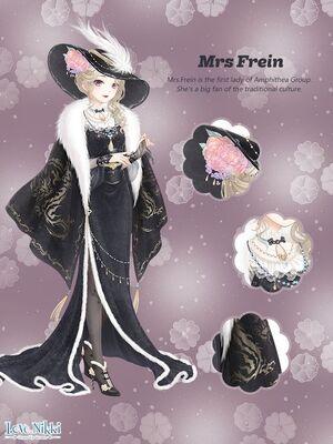 Mrs Frein