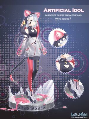 Artificial Idol