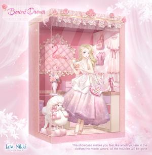 Boxed Dream