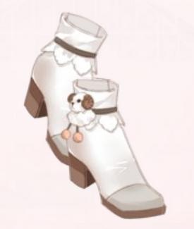 Sheep Boots-Rare