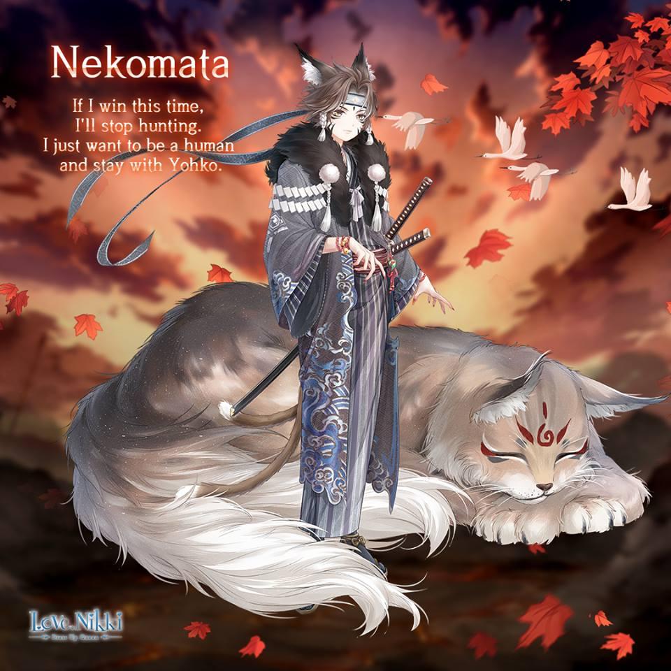 Nekomata Love Nikki Dress Up Queen Wiki Fandom