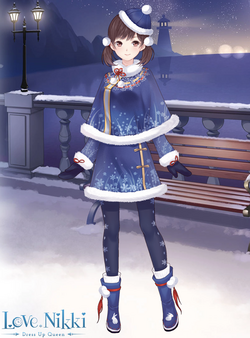 Winter Character