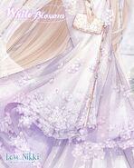 White Blossom close up 2