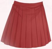 Woolen Miniskirt