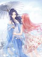 BNW Lunar and Nikki