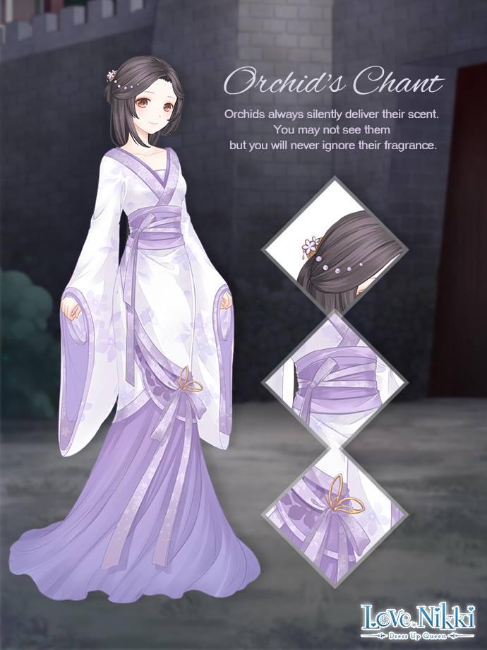Orchid S Chant Love Nikki Dress Up Queen Wiki Fandom