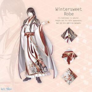 Wintersweet Robe