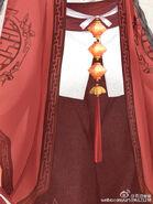 Dress Song close up 2