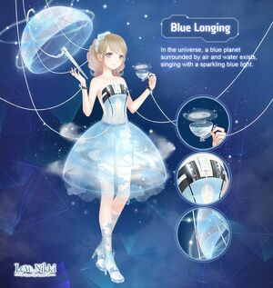 Blue Longing