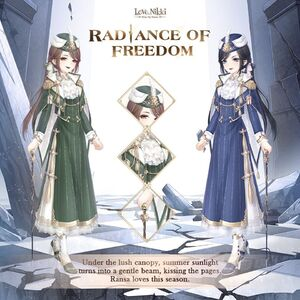 Radiance of Freedom