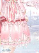 Sakura in First Love close up 3