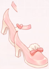 Candy Heart-Shoes