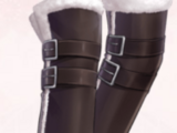 Over-knee Army Boots