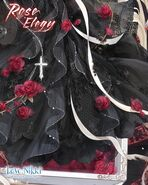 Rose Elegy close up 4