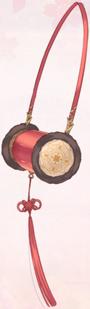 Brocade Drum